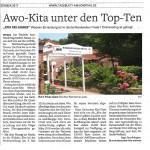 Presseartikel: AWO-Kita unter Top10